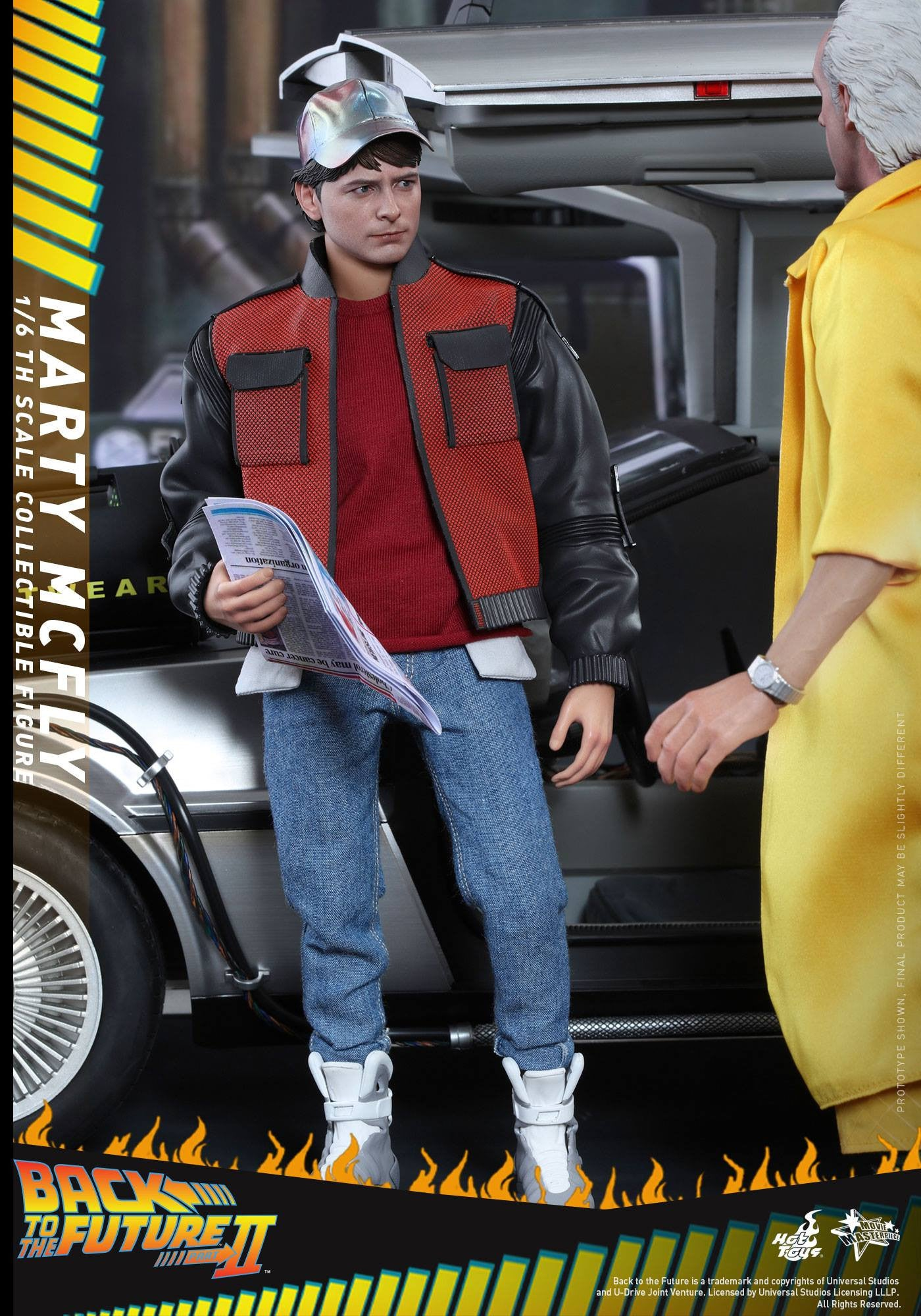 Hot Toys - MMS379 - Back to The Future Part II - Marty McFly (Normal Edition) - Marvelous Toys - 14