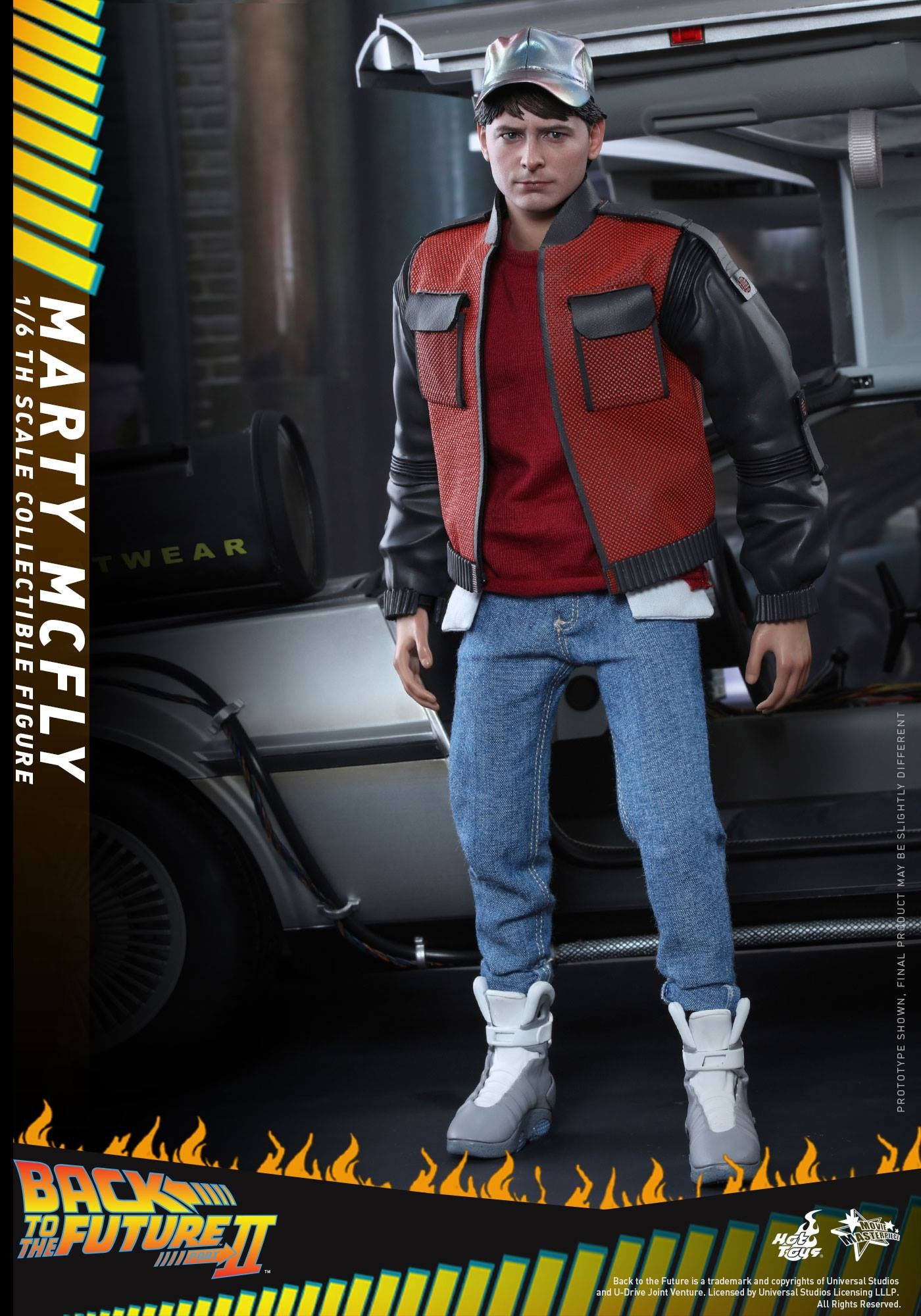 Hot Toys - MMS379 - Back to The Future Part II - Marty McFly (Normal Edition) - Marvelous Toys - 15