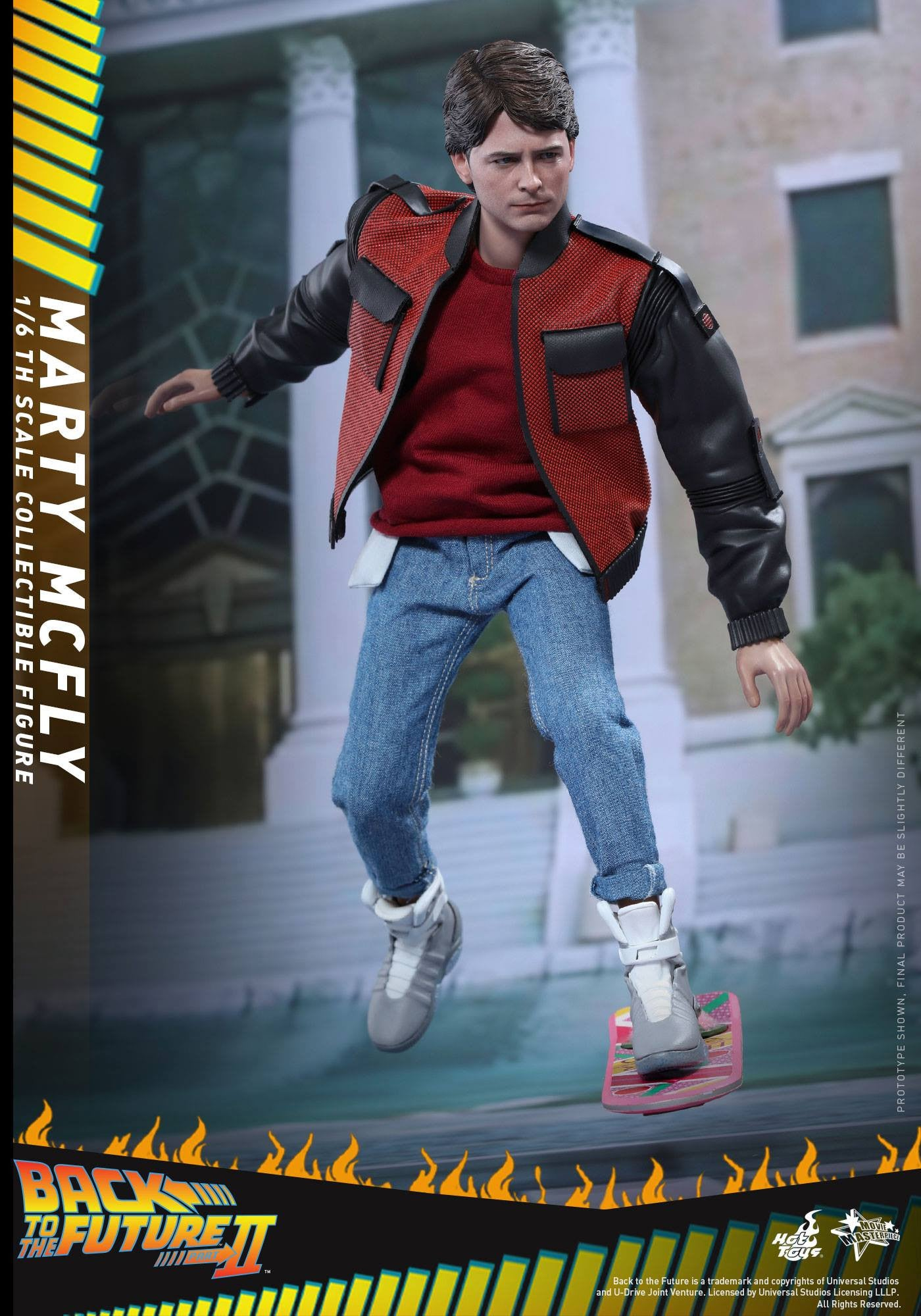 Hot Toys - MMS379 - Back to The Future Part II - Marty McFly (Normal Edition) - Marvelous Toys - 16
