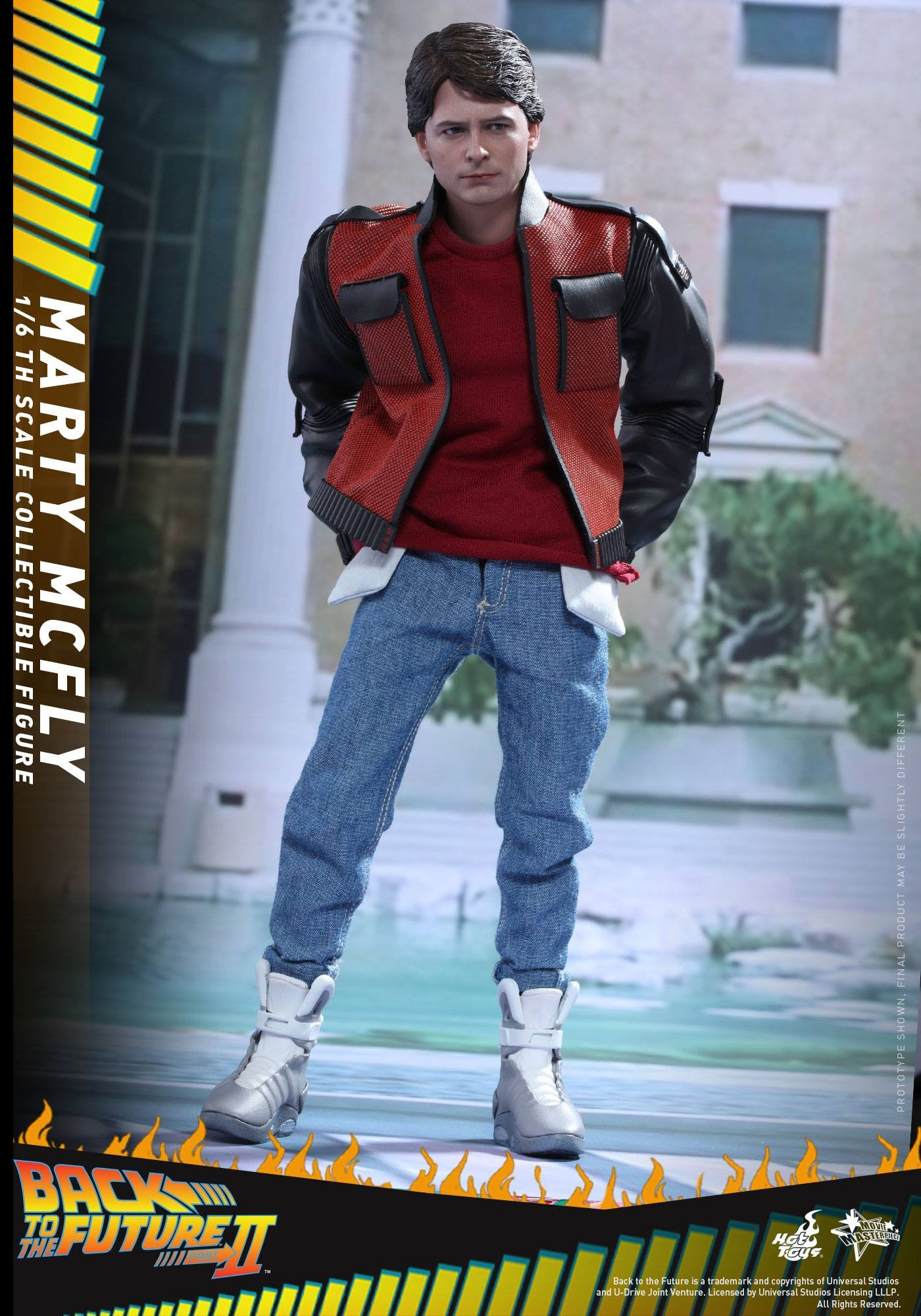 Hot Toys - MMS379 - Back to The Future Part II - Marty McFly (Normal Edition) - Marvelous Toys - 17