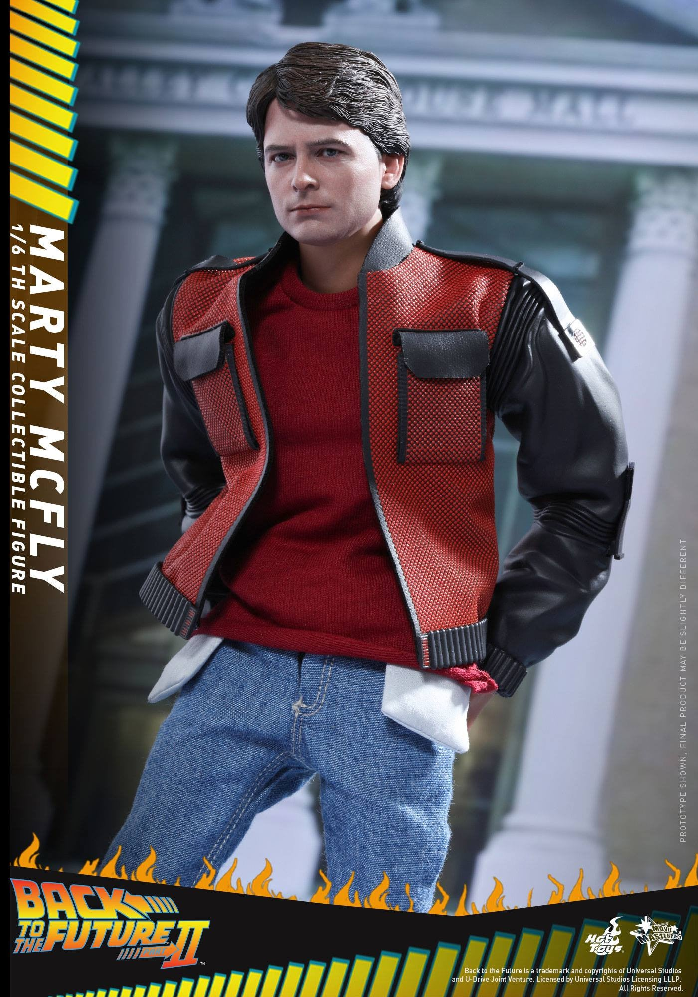 Hot Toys - MMS379 - Back to The Future Part II - Marty McFly (Normal Edition) - Marvelous Toys - 18