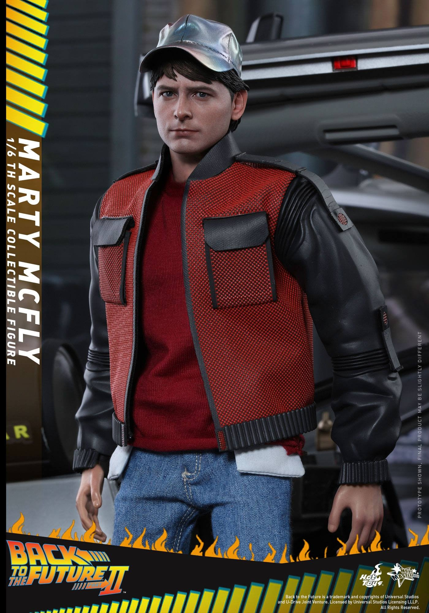 Hot Toys - MMS379 - Back to The Future Part II - Marty McFly (Normal Edition) - Marvelous Toys - 19