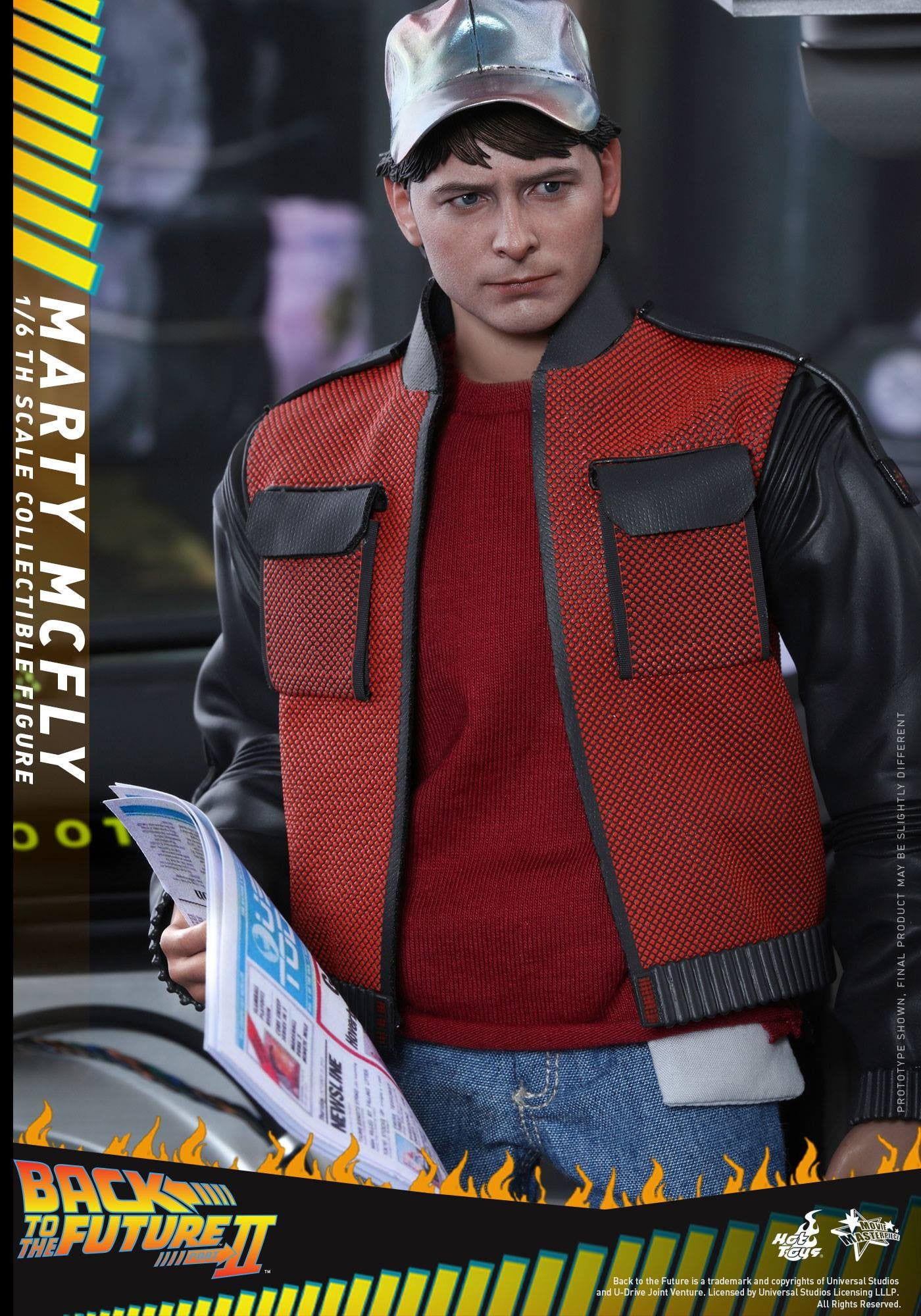 Hot Toys - MMS379 - Back to The Future Part II - Marty McFly (Normal Edition) - Marvelous Toys - 20