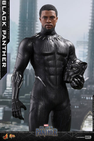 (IN STOCK) Hot Toys - MMS470 - Black Panther - Black Panther