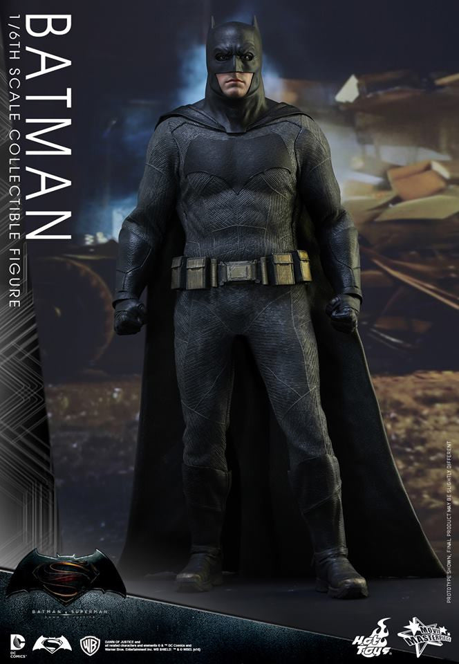 Hot Toys - Batman v Superman: Dawn of Justice - Batman MMS342 - Marvelous Toys - 1