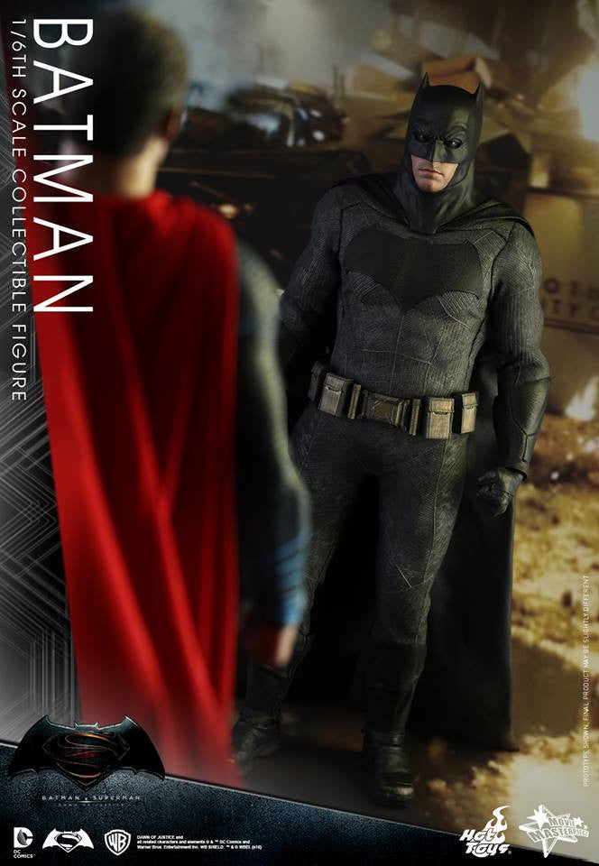 Hot Toys - Batman v Superman: Dawn of Justice - Batman MMS342 - Marvelous Toys - 3