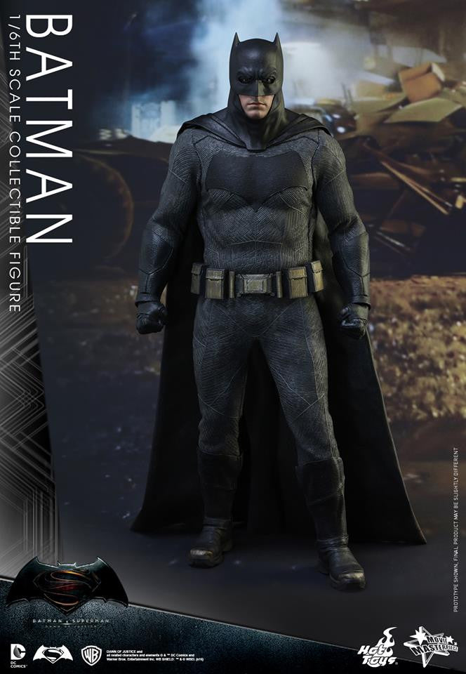 Hot Toys - Batman v Superman: Dawn of Justice - Batman MMS342 - Marvelous Toys - 6