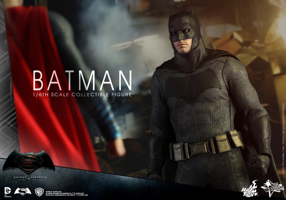 Hot Toys - Batman v Superman: Dawn of Justice - Batman MMS342 - Marvelous Toys - 7