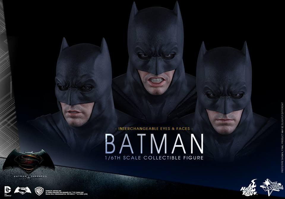 Hot Toys - Batman v Superman: Dawn of Justice - Batman MMS342 - Marvelous Toys - 16