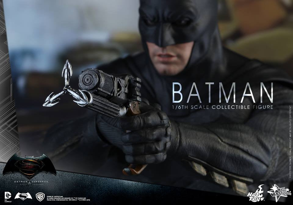 Hot Toys - Batman v Superman: Dawn of Justice - Batman MMS342 - Marvelous Toys - 17
