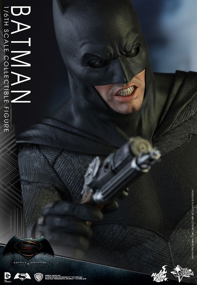 Hot Toys - Batman v Superman: Dawn of Justice - Batman MMS342 - Marvelous Toys - 18