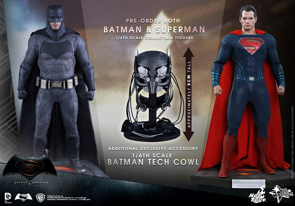 Hot Toys - Batman v Superman: Dawn of Justice - Batman MMS342 - Marvelous Toys - 20