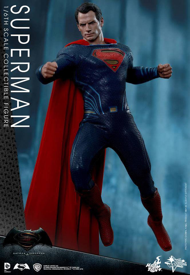 Hot Toys - MMS343 - Batman v Superman: Dawn of Justice - Superman - Marvelous Toys - 1