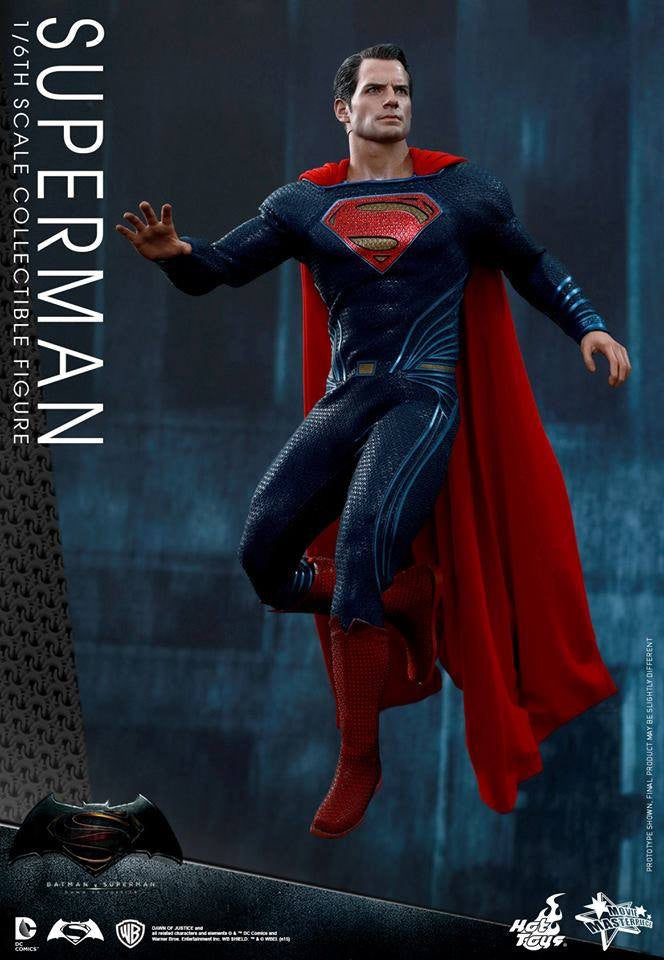 Hot Toys - MMS343 - Batman v Superman: Dawn of Justice - Superman - Marvelous Toys - 3