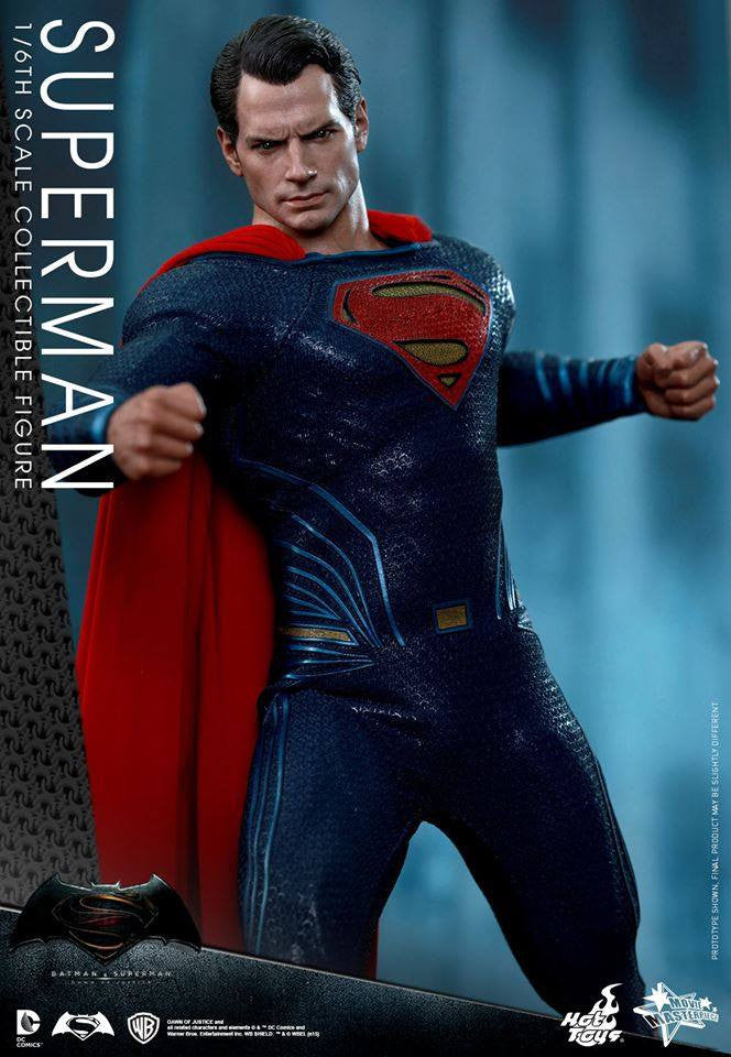 Hot Toys - MMS343 - Batman v Superman: Dawn of Justice - Superman - Marvelous Toys - 4