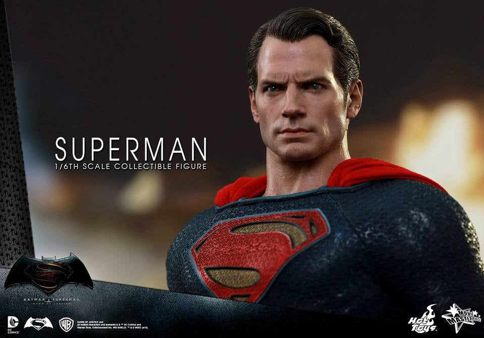 Hot Toys - MMS343 - Batman v Superman: Dawn of Justice - Superman - Marvelous Toys - 5