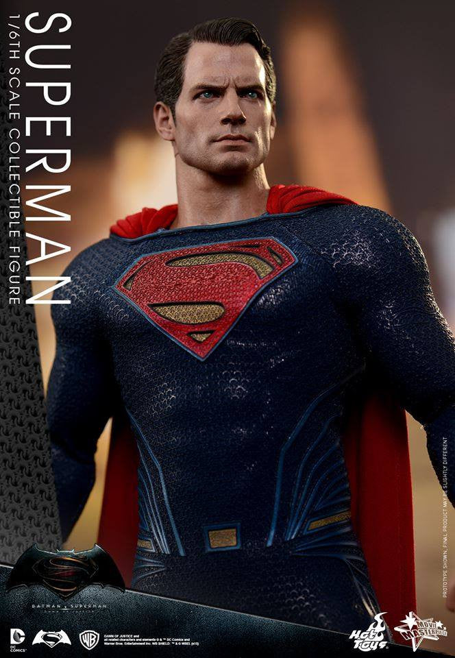 Hot Toys - MMS343 - Batman v Superman: Dawn of Justice - Superman - Marvelous Toys - 6