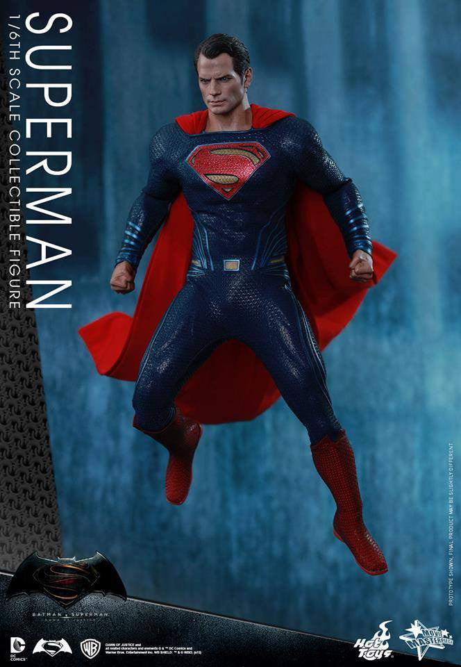 Hot Toys - MMS343 - Batman v Superman: Dawn of Justice - Superman - Marvelous Toys - 7