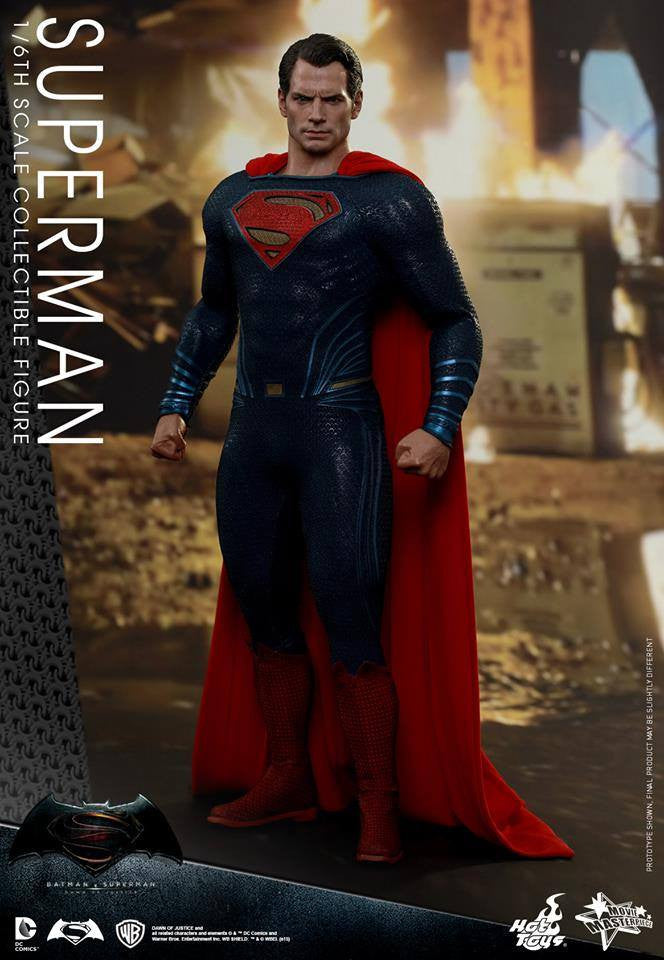 Hot Toys - MMS343 - Batman v Superman: Dawn of Justice - Superman - Marvelous Toys - 8