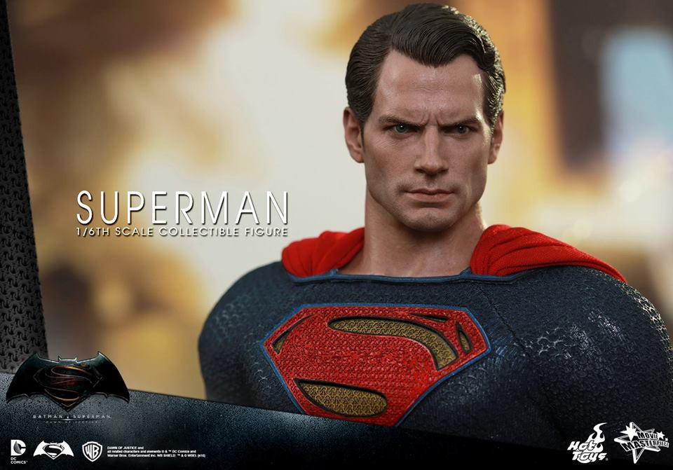 Hot Toys - MMS343 - Batman v Superman: Dawn of Justice - Superman - Marvelous Toys - 9