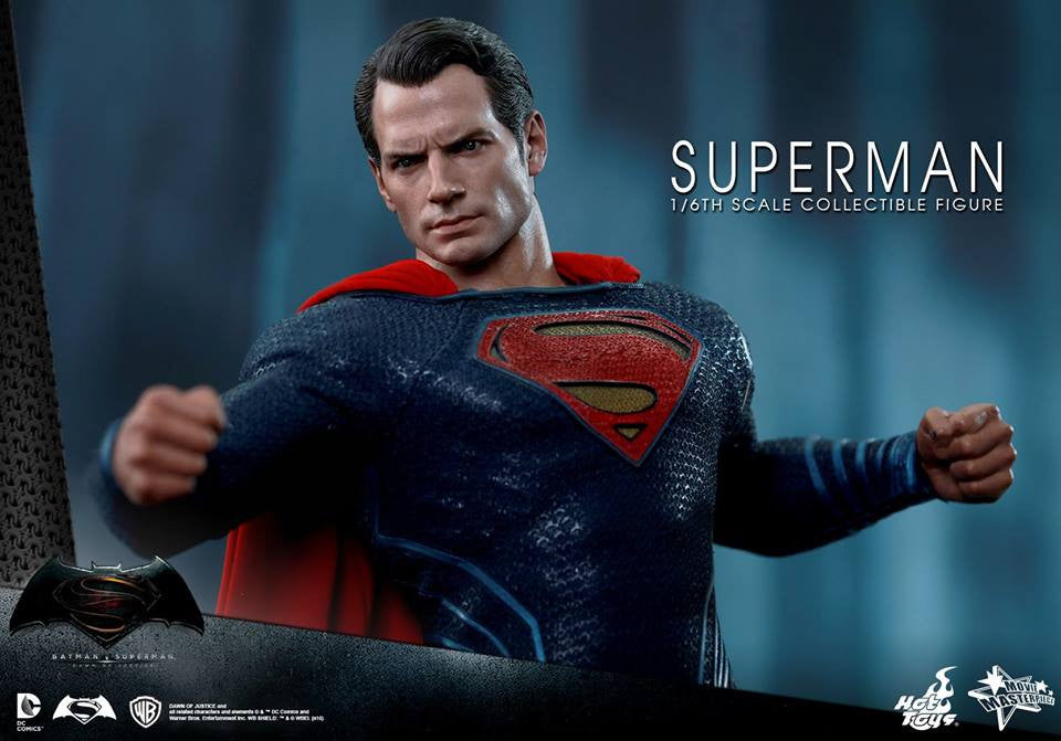 Hot Toys - MMS343 - Batman v Superman: Dawn of Justice - Superman - Marvelous Toys - 10