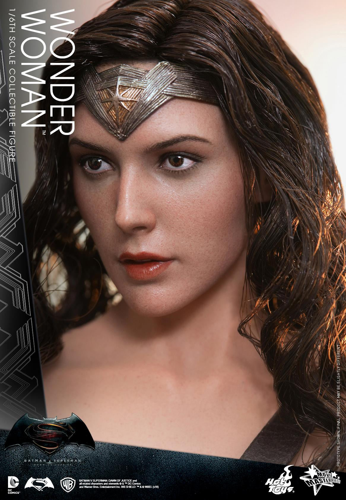 Hot Toys - Batman v Superman: Dawn of Justice - Wonder Woman MMS359 - Marvelous Toys - 3