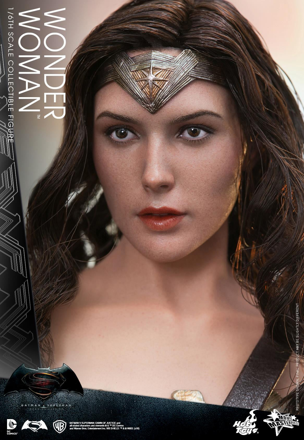 Hot Toys - Batman v Superman: Dawn of Justice - Wonder Woman MMS359 - Marvelous Toys - 8