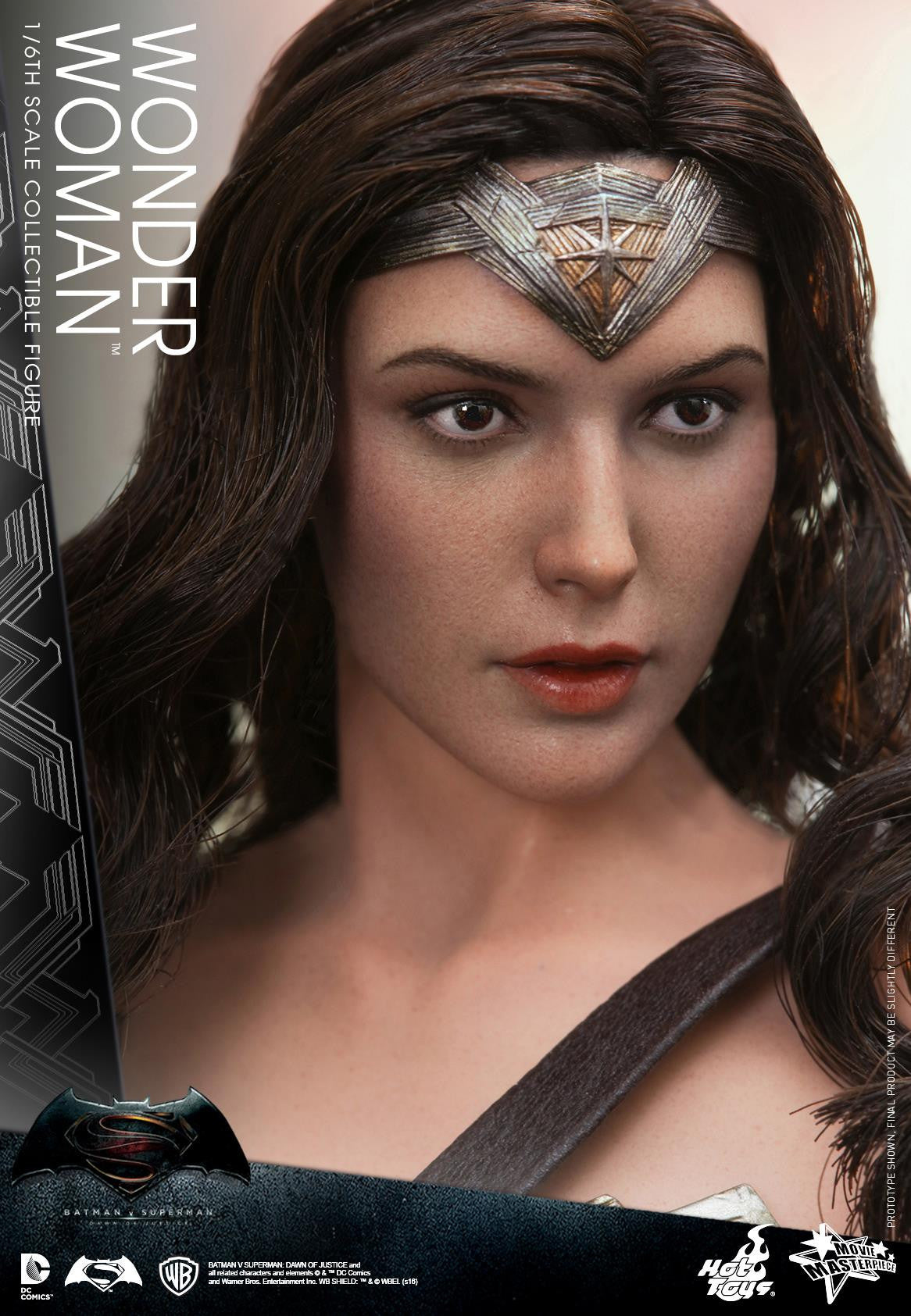 Hot Toys - Batman v Superman: Dawn of Justice - Wonder Woman MMS359 - Marvelous Toys - 9