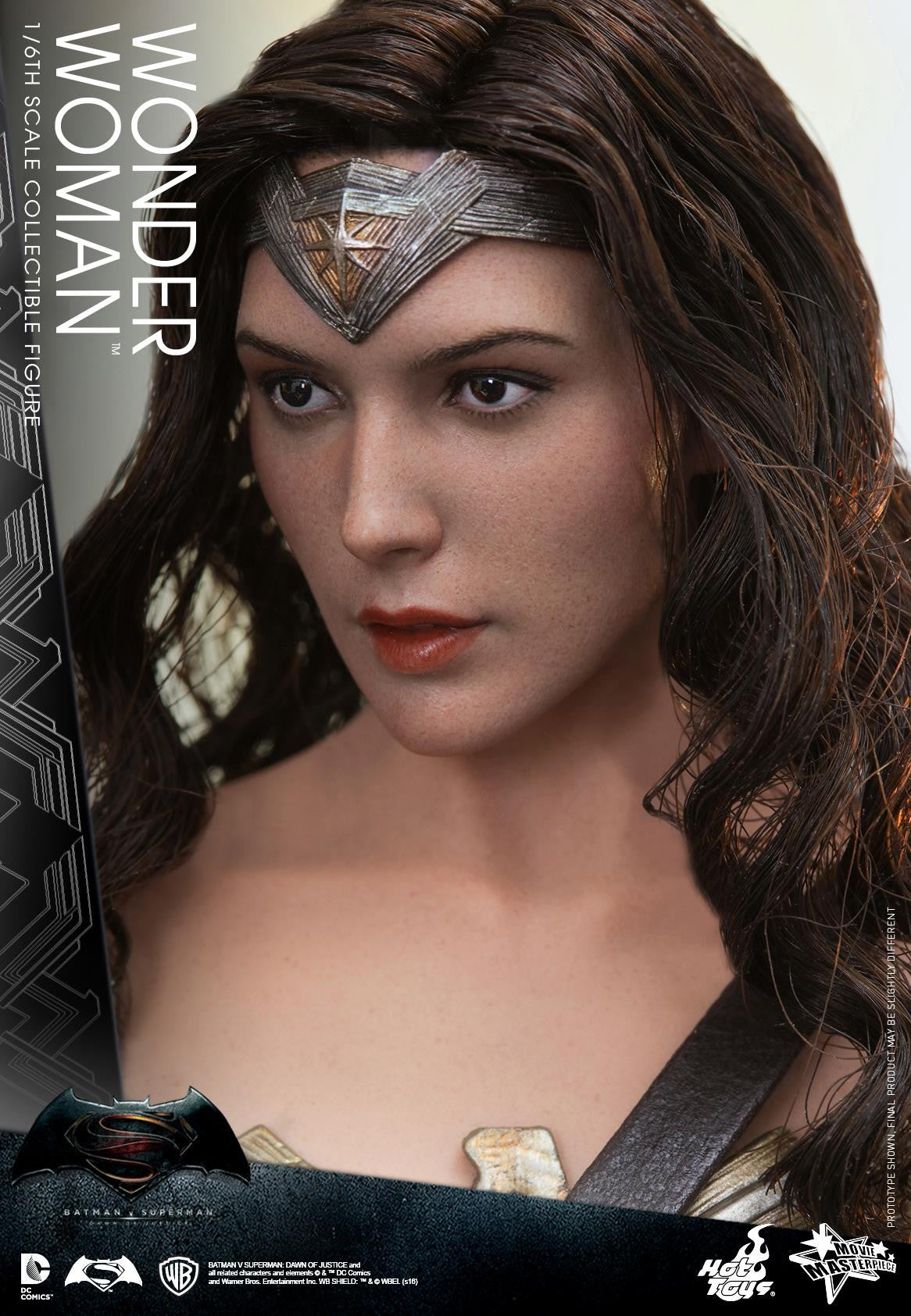 Hot Toys - Batman v Superman: Dawn of Justice - Wonder Woman MMS359 - Marvelous Toys - 10