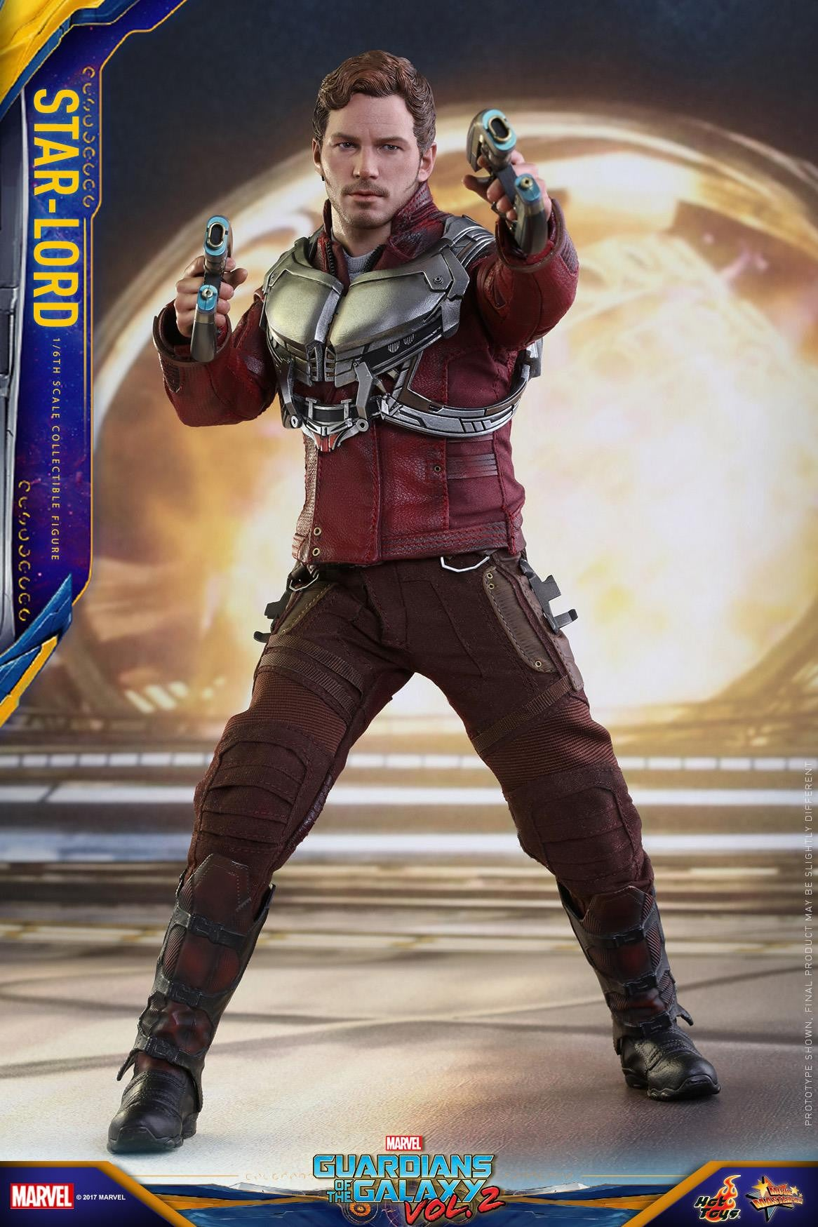 Hot Toys - MMS420 - Guardians of the Galaxy Vol. 2 - Star-Lord