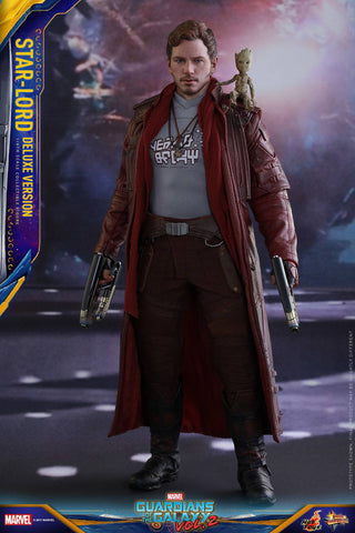Hot Toys - MMS421 - Guardians of the Galaxy Vol. 2 - Star-Lord (Deluxe Version)