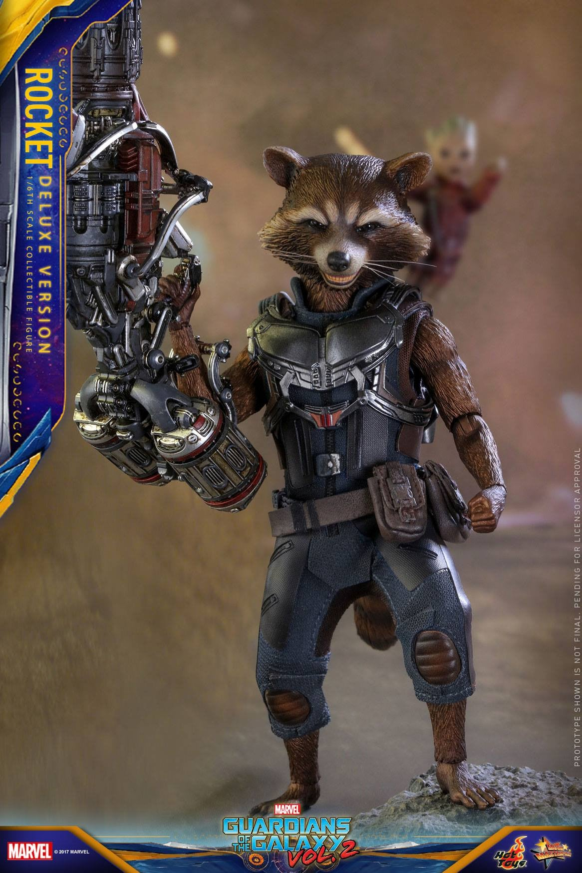 Hot Toys - MMS411 - Guardians of the Galaxy Vol. 2 ...