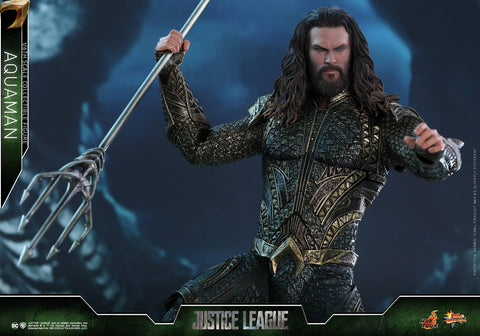 Hot Toys - MMS447 - Justice League - Aquaman