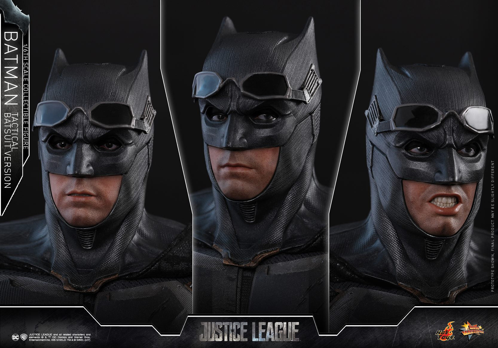 Hot Toys - MMS432 - Justice League - Batman (Tactical Batsuit Version)