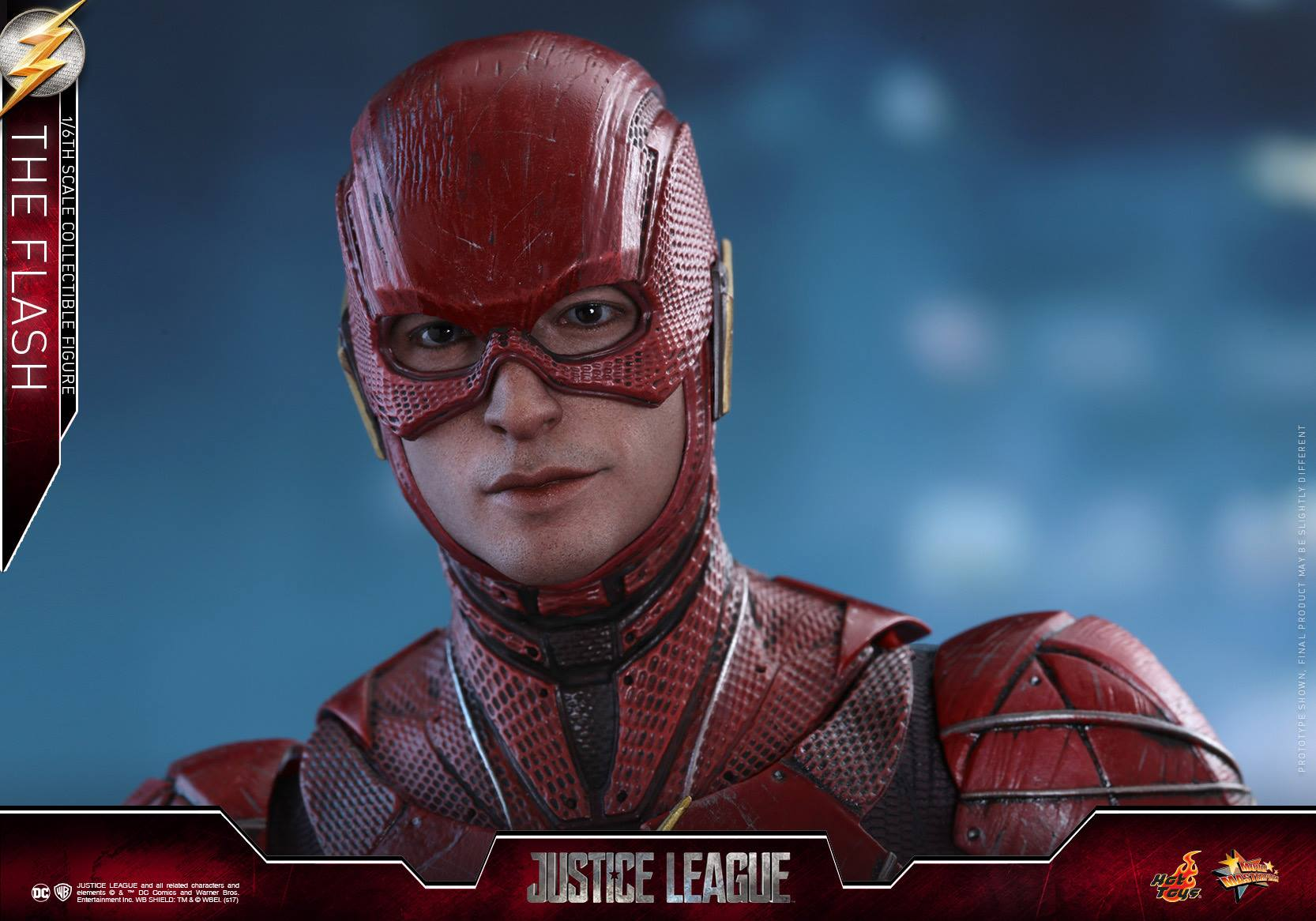 Hot Toys - MMS448 - Justice League - The Flash
