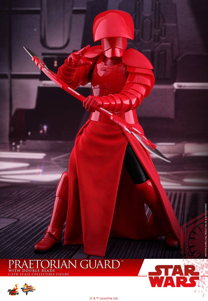 Hot Toys - MMS454 - Star Wars: The Last Jedi - Praetorian Guard (with Double Blade)