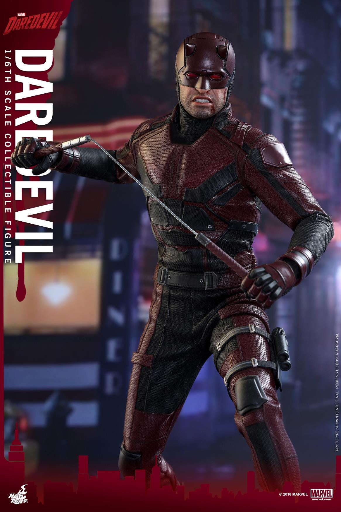 Hot Toys - TMS003 - Marvel's Daredevil - Daredevil - Marvelous Toys - 6