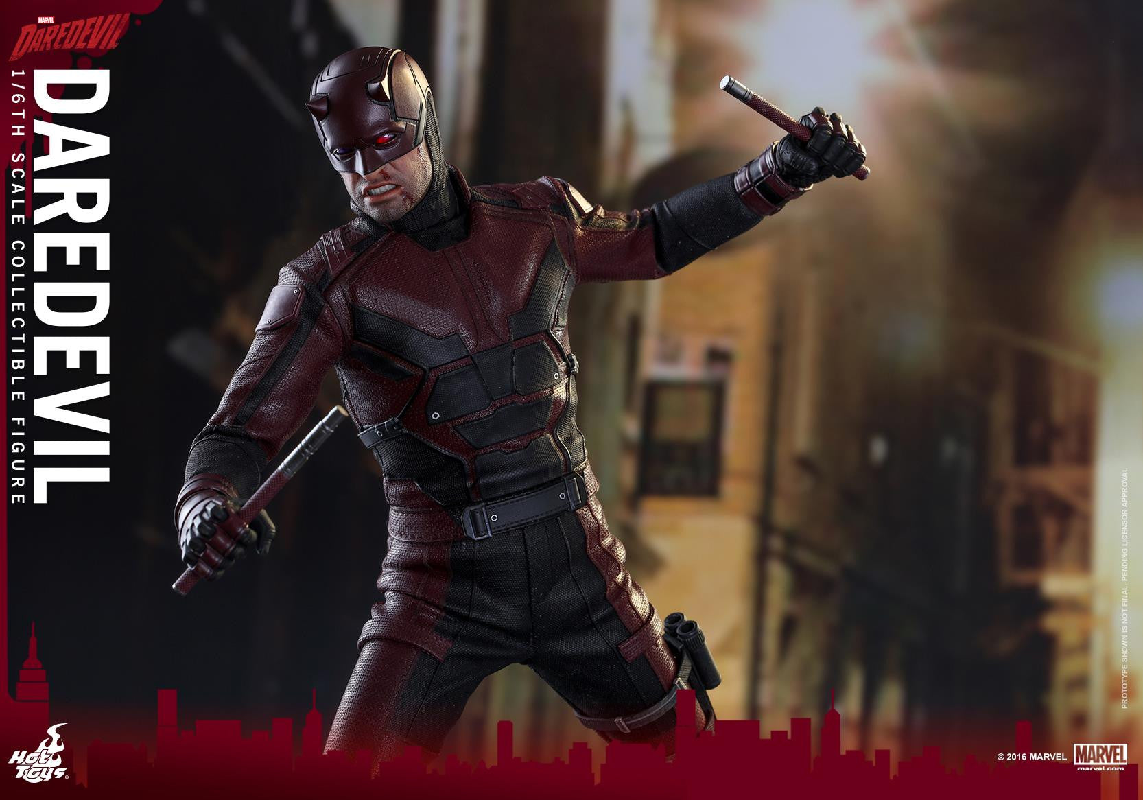 Hot Toys - TMS003 - Marvel's Daredevil - Daredevil - Marvelous Toys - 7