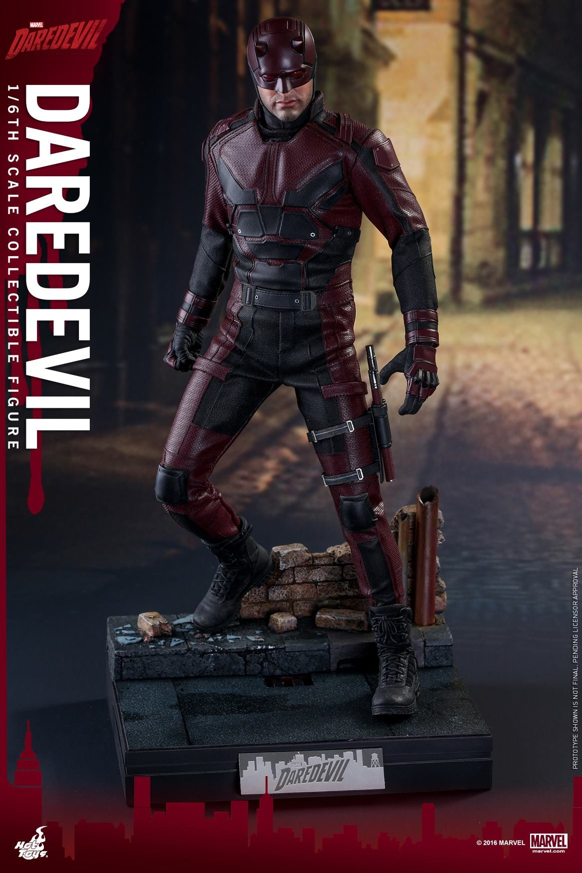 Hot Toys - TMS003 - Marvel's Daredevil - Daredevil - Marvelous Toys - 8