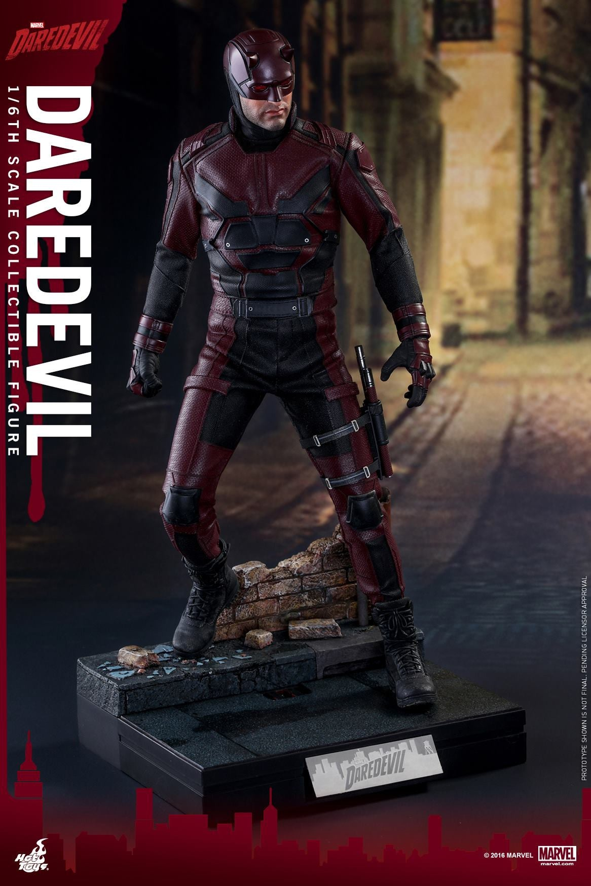 Hot Toys - TMS003 - Marvel's Daredevil - Daredevil - Marvelous Toys - 9