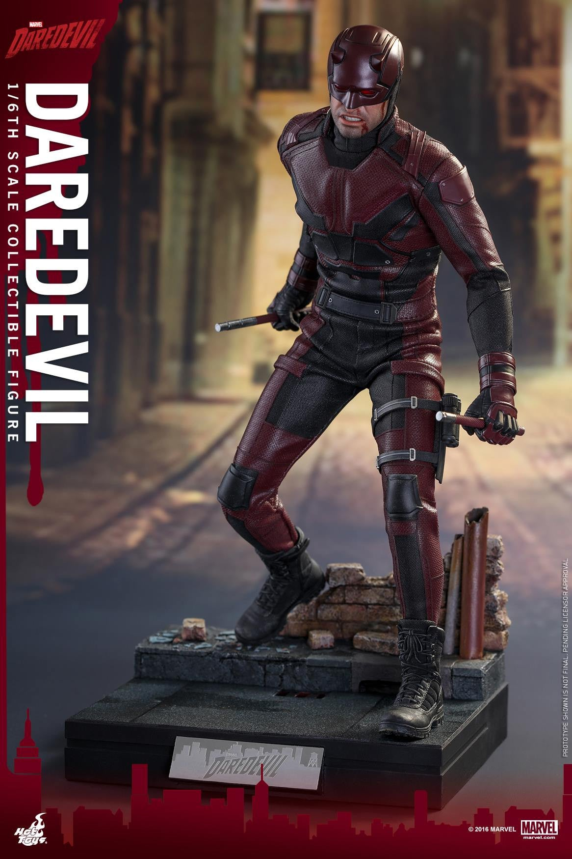 Hot Toys - TMS003 - Marvel's Daredevil - Daredevil - Marvelous Toys - 10