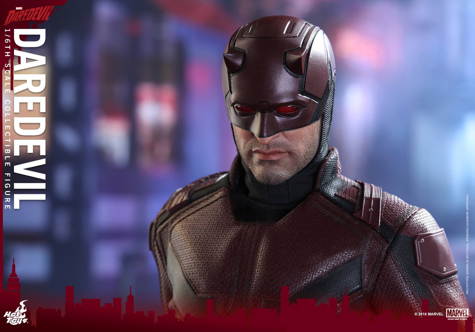 Hot Toys - TMS003 - Marvel's Daredevil - Daredevil - Marvelous Toys - 15