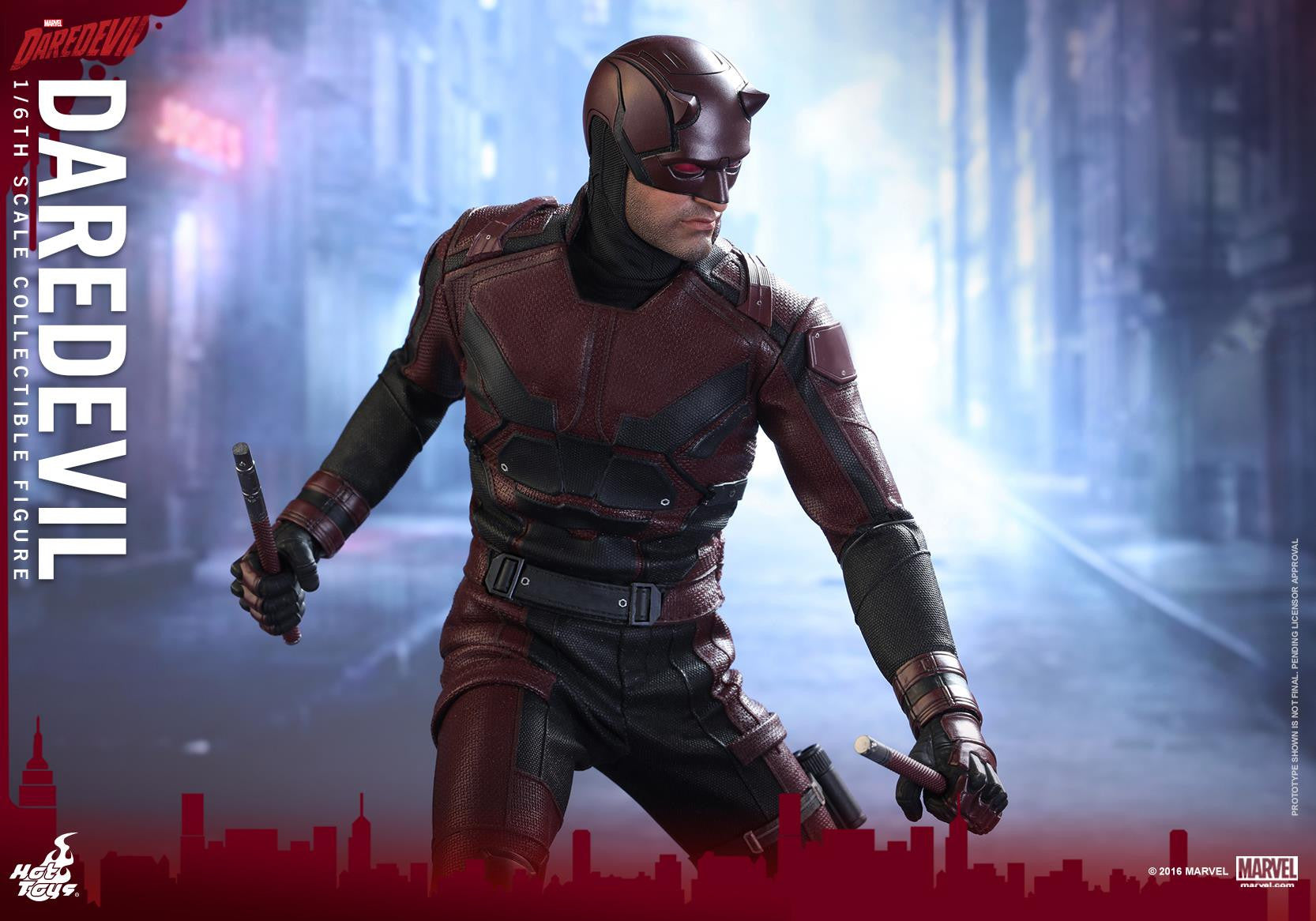Hot Toys - TMS003 - Marvel's Daredevil - Daredevil - Marvelous Toys - 16