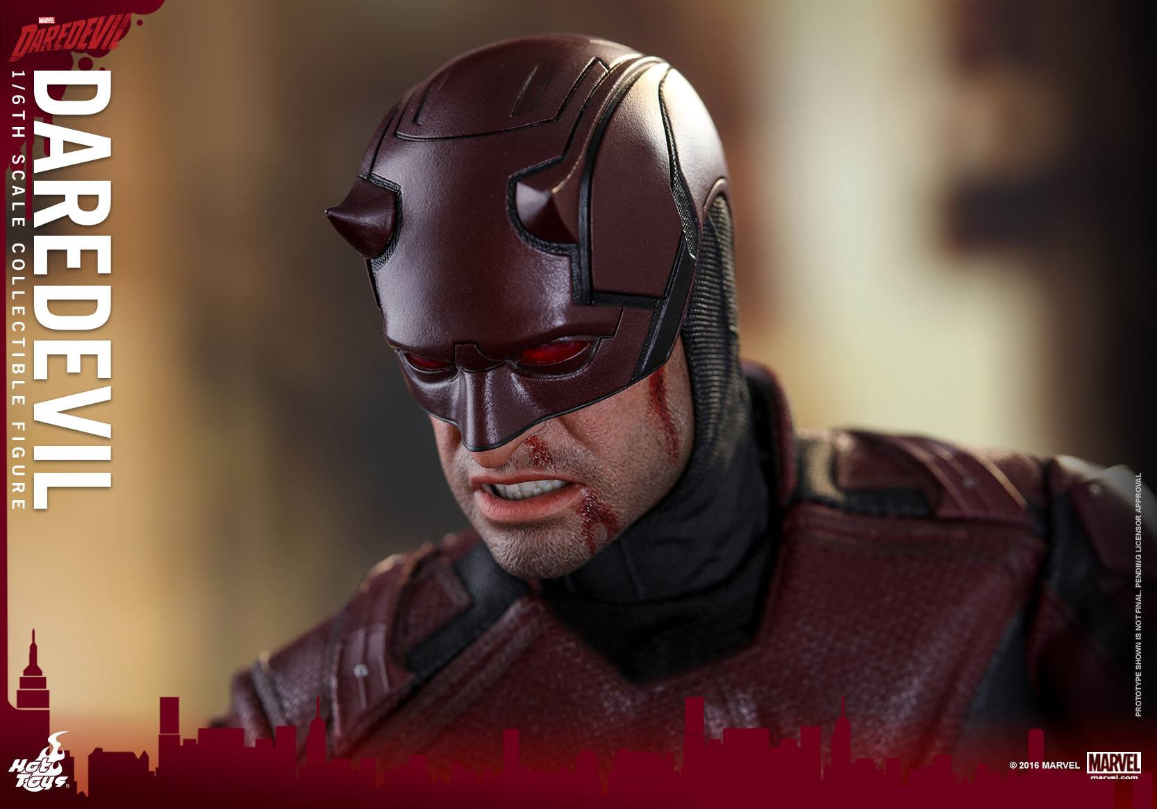 Hot Toys - TMS003 - Marvel's Daredevil - Daredevil - Marvelous Toys - 17