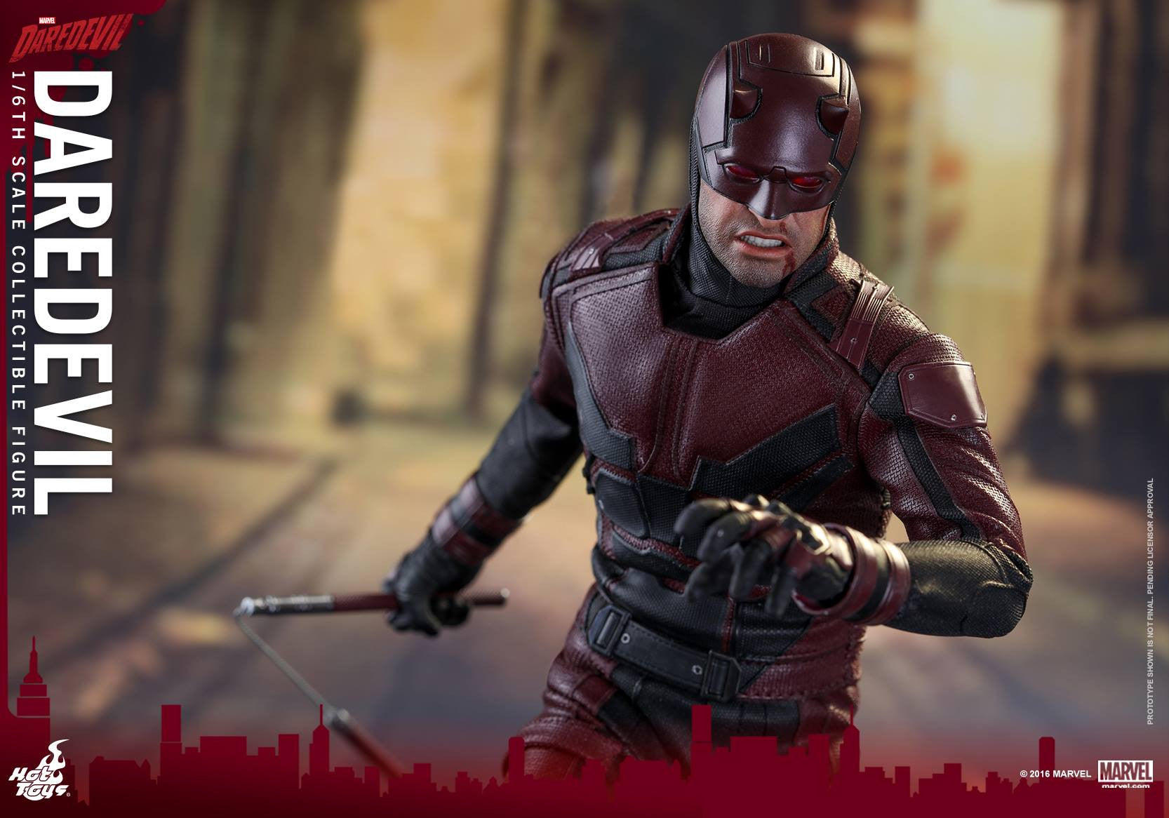 Hot Toys - TMS003 - Marvel's Daredevil - Daredevil - Marvelous Toys - 18