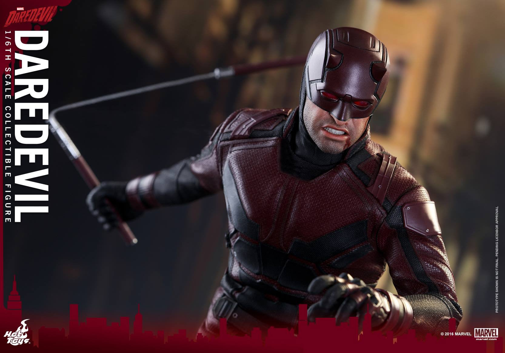 Hot Toys - TMS003 - Marvel's Daredevil - Daredevil - Marvelous Toys - 20