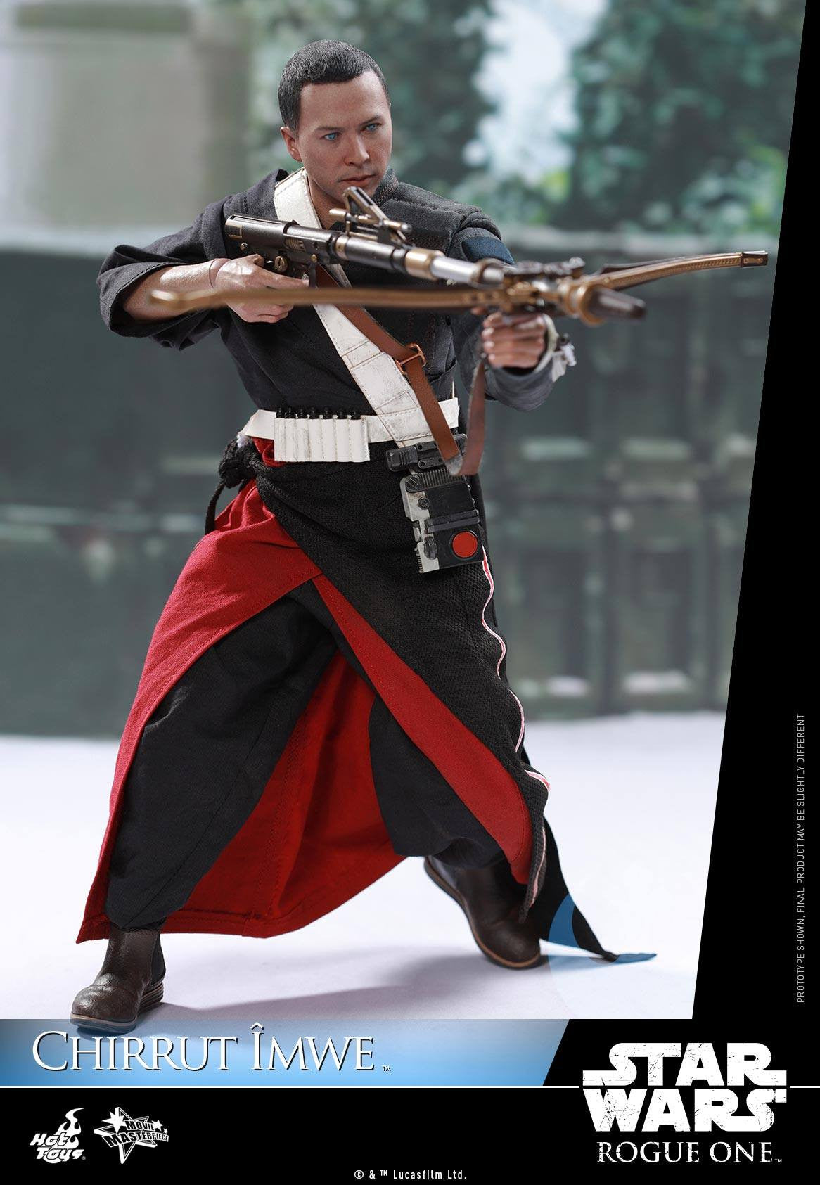 Hot Toys - MMS403 - Rogue One: A Star Wars Story - Chirrut Îmwe (Deluxe Version) - Marvelous Toys - 10