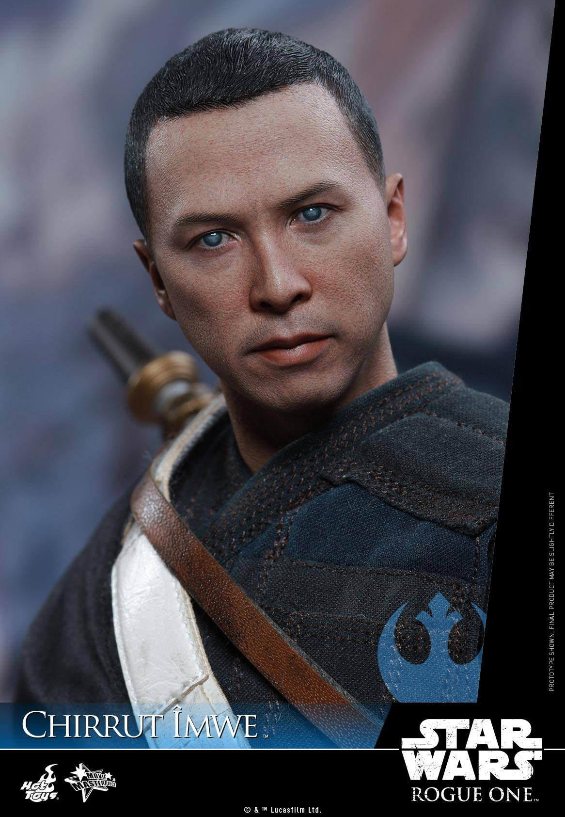 Hot Toys - MMS403 - Rogue One: A Star Wars Story - Chirrut Îmwe (Deluxe Version) - Marvelous Toys - 4