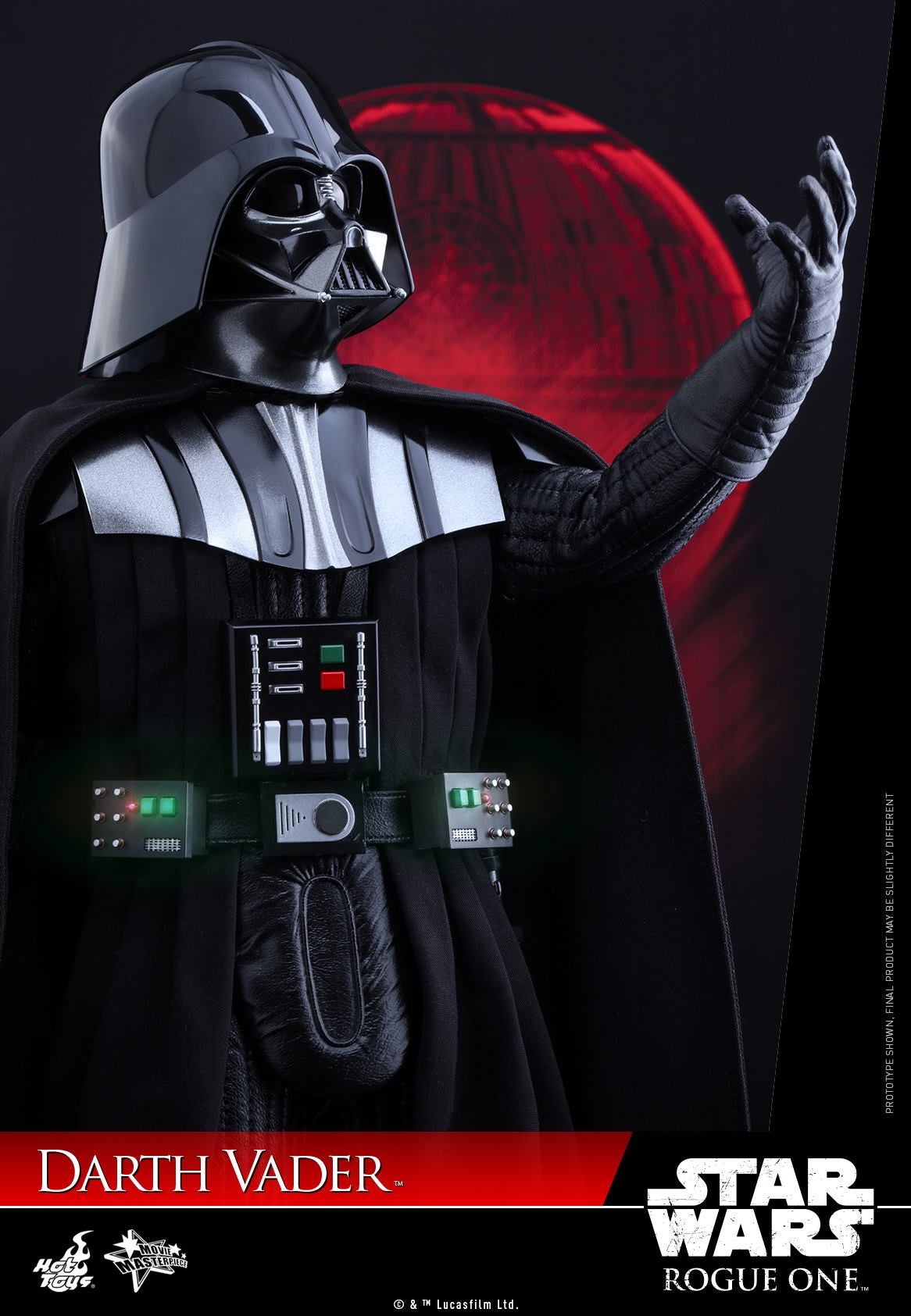 Hot Toys - MMS388 - Rogue One: A Star Wars Story - Darth Vader - Marvelous Toys - 3