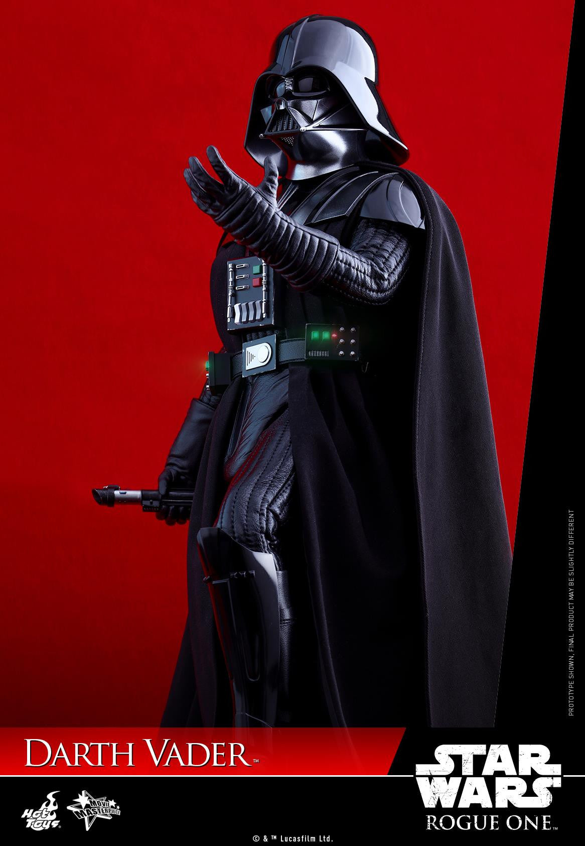 Hot Toys - MMS388 - Rogue One: A Star Wars Story - Darth Vader - Marvelous Toys - 11